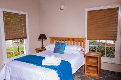 Wilderness accommodation